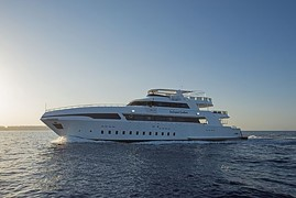 M/Y Sea Serpent Excellence